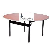 mesa plegable catering redonda SALZBURGO