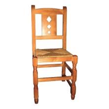 Silla de madera Rombos ref. 341