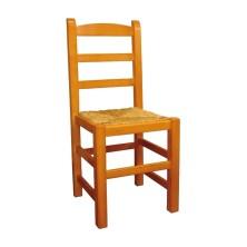 silla de madera CASTELLANA ref. 130
