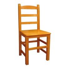 silla de madera CASTELLANA ref. 140