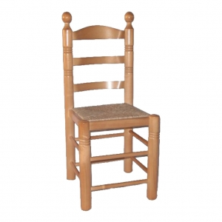 silla de madera CHAPARRA ref. 189