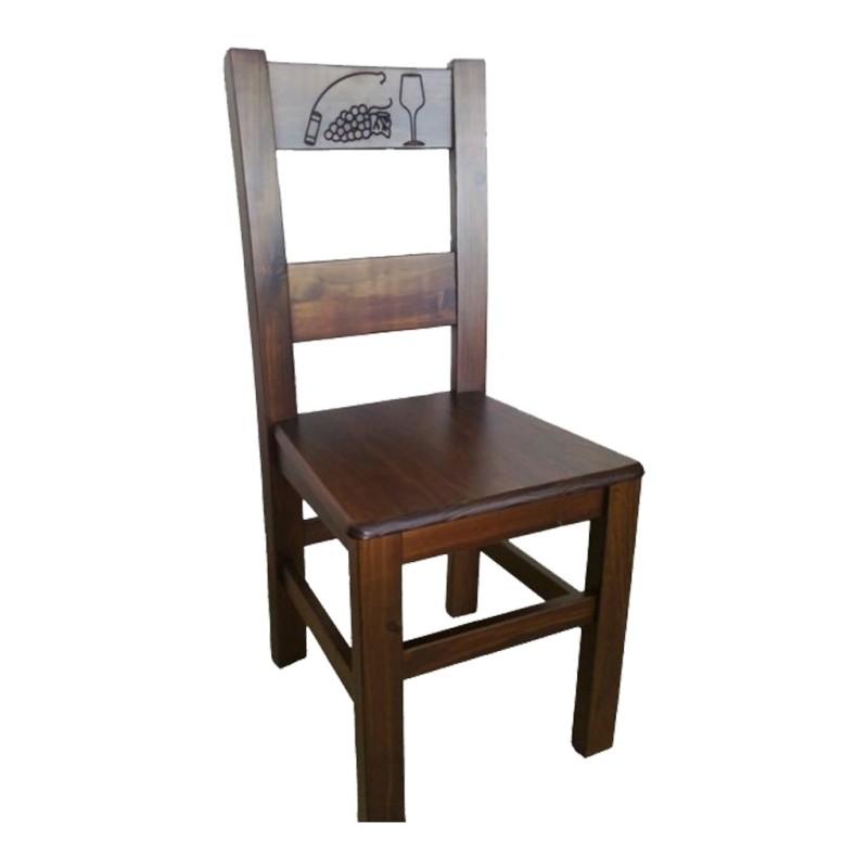 alt= silla de madera PARRA Ref. 460