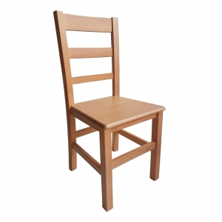 alt= silla de madera ALMONTE ref. 146
