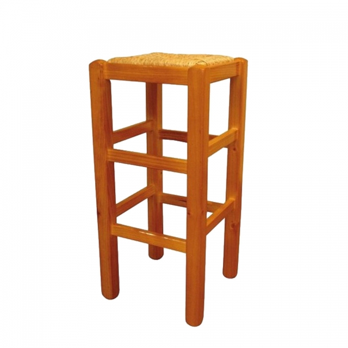Taburete de madera Pamplona ref. 266