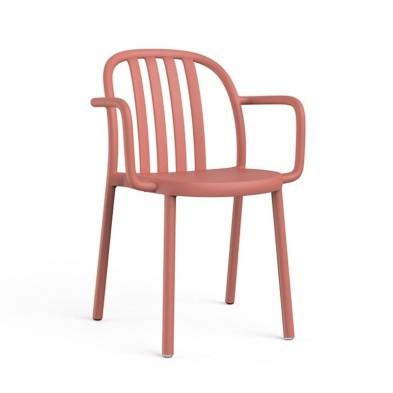 sillón Sue con brazos lamas