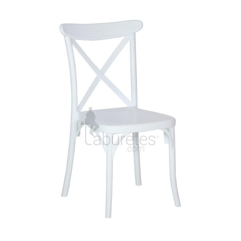 alt= silla REINA de plástico