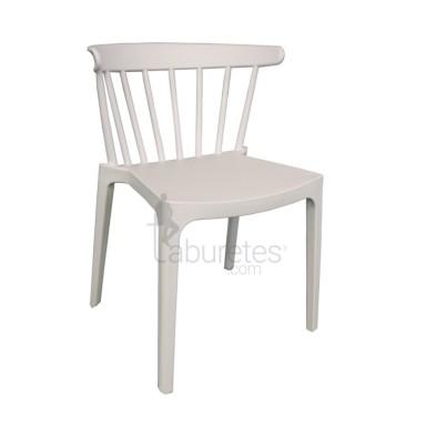 silla FLORENCIA de plástico