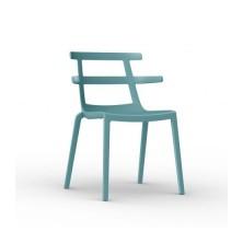 alt= silla Tokyo con brazos