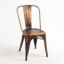alt= silla Tolix vintage