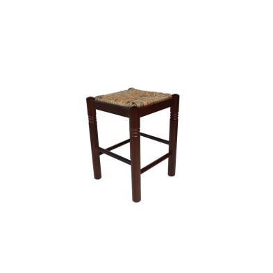 Taburete bajo de madera Oviedo Ref. 265